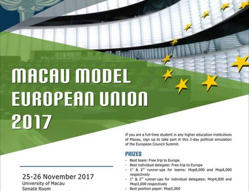Macau Model European Union 2017