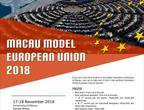 Macau Model European Union 2018