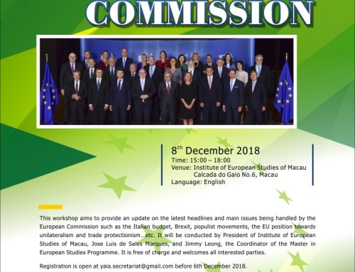 The second workshop on the European Commission 2018